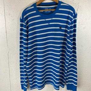 Express Waffle Knit Thermal Shirt